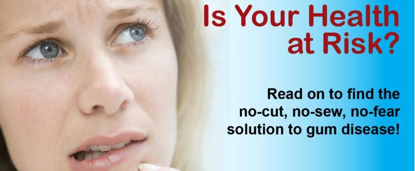 gum disease laser treatment