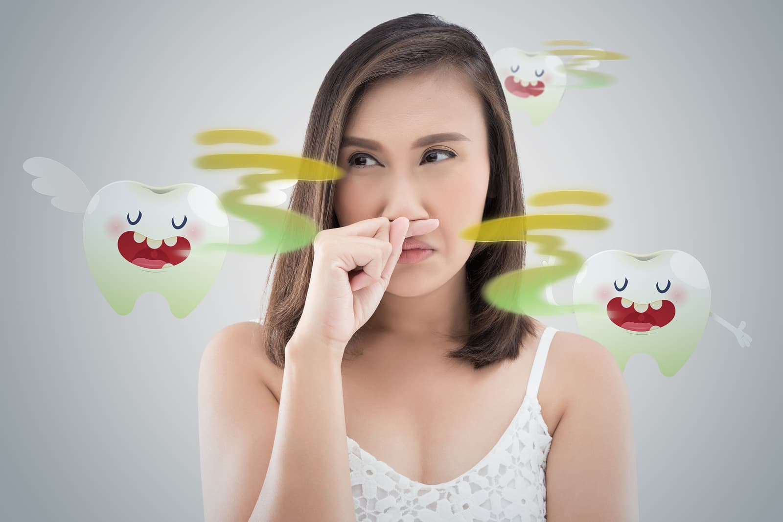 How to Cure Bad Breath Permanently - The Holistic Approach